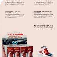 CLN-02623 Caldini 150 ml Araç İç Ve Klima Koku Bombası - Aqua Fresh Sprey